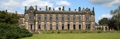 Sandon Hall, Staffordshire's Premier Country House,were I had my reception