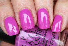 NAILTASTIC: OPI Super Cute In Pink