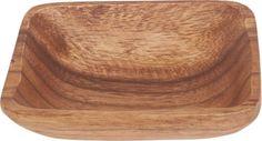 Hübsche Dekoschale aus Akazienholz - ein Blickfang im Ethno-Look