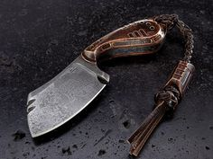 Custom  Cleaver Knife 234