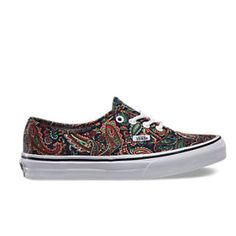 c2e190ccb9 The Paisley Authentic is a simple lace-up low top with a durable canvas  upper
