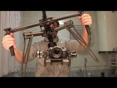 EOS M gimbal - extreme angles - Made by Jure Korber - YouTube AMAZING CAMERA STABILIZER