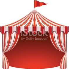 Vector illustration with transparent effect. Adult Circus Party, Circus Theme Party, Circus Birthday, Circus Baby, Circus Circus, Cirque Vintage, Vintage Circus, Circus Decorations, Carnival Themes
