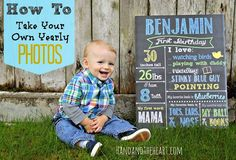 1 year old photo shoot ideas - Bing Images