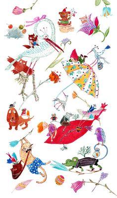 Illustrators' Club Romania: Cristiana Radu