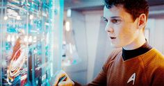 Geek Chic: Fashion Inspired by Star Trek, Part II. You are, and always shall be, my friend. RIP, Anton Yelchin.