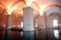 Mãe D'Água Amoreiras Reservoir Praça das Amoreiras, 10 Estrela District Lisbon Phone: +351 213 251 644 Email: museu@epal.pt