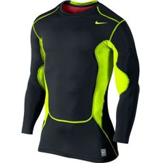 Nike Men's Hyperwarm Dri-FIT Max Shield Crew 3.0 Long Sleeve Compression Shirt - Dick's Sporting Goods