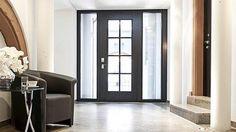Ebony Maro veneer - C-HK4/5 - modern - interior doors - miami - Bartels Exclusive Designer Doors