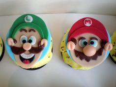 Cupcakes+-+Mario+Brothers