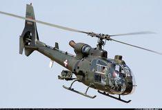 Serbian AF SOKO SA.341H Gazelle