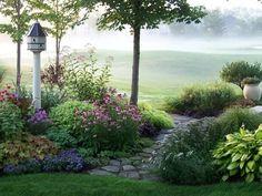 Впечатляющие сады - Садоводка
