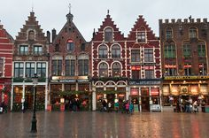 Bruges, Belgium. It's on this holiday season!