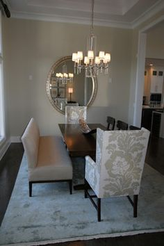 Dining Photos Banquette Dining Room Design, Pictures, Remodel, Decor and Ideas - page 2