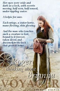Book 4 is Drums of Autumn! Just sayin'! Roger's love!