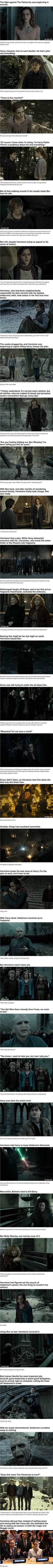 """If Hermione Were The Main Character In """"Harry Potter"""" (Part 5 Of 5)"""
