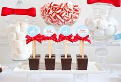 ideas of holiday buffets
