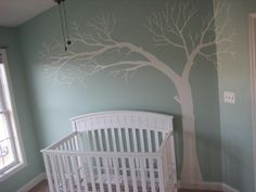 love tree decals for the nursery