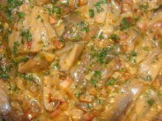 Gemüse : - Austernpilze -