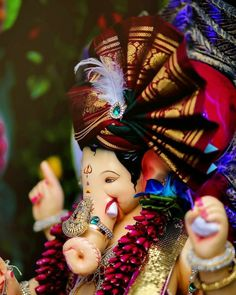 Likes, 53 Comments - Ganpati Bappa© Shri Ganesh Images, Ganesha Pictures, Lord Ganesha Paintings, Lord Shiva Painting, Ganesh Idol, Ganesha Art, Ganesha Drawing, Happy Ganesh Chaturthi Images, Ganpati Bappa Wallpapers