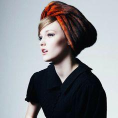 fur turban