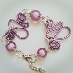Squiggles bracelet
