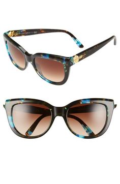 Tory Burch 54mm Retro Sunglasses available at #Nordstrom