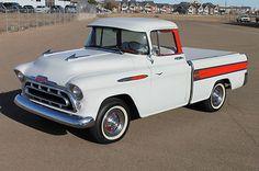 Chevrolet : Other Pickups Cameo 1957 Chevrolet Cam - http://www.legendaryfinds.com/chevrolet-other-pickups-cameo-1957-chevrolet-cam/