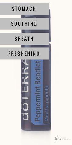 doTERRA Peppermint Essential Oil Beadlets by FloraForTheFauna  #doTERRA #sample #tryit #essential #essentialoil #peppermint  #headache #headhurts #pursesize #gift #migraine #head #mint #breath #breathmint #mint