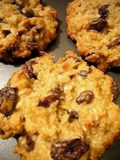 Delicious, healthy cookies that are compatible with a weight loss diet - what could be better. . .  Diet cookies recipe