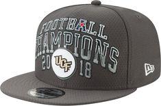 979cc78c500 New Era Men s 2018 American Athletic Conference Football Champions UCF  Knights Locker Room Hat