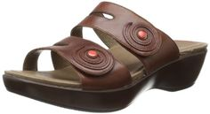 Dansko Womens Dixie Dress SandalCognac42 EU11512 M US >>> Check this awesome product by going to the link at the image.