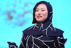 Here's a powerful provocation from artist Jae Rhim Lee. Can we commit our bodies to a cleaner, greener Earth, even after death? Naturally -- using a special burial suit seeded with pollution-gobbling mushrooms. Yes, this just might be the strangest TEDTalk you'll ever see ...