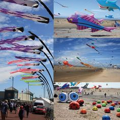 Morecambe Bay Kite Festival