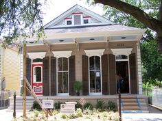 Shotgun renovation in Holy Cross Neighborhood - spaces - new orleans - Archi-Dianmica Architects, LLC