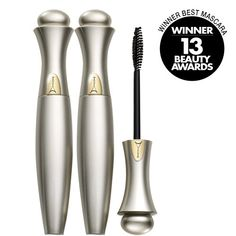 Mirenesse Cosmetics DUO Secret Weapon 24hr Mascara Original  Winner Best Mascara 10g  035oz Brown ** Details can be found by clicking on the image.