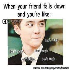 Kpop memes (⌒▽⌒) Bts, Block B, Big Bang and others. I love Bt… Sonstiges Kpop memes (⌒▽⌒) Bts, Block B, Big Bang and others. I love Bt… Sonstiges Memes Exo, Kdrama Memes, Bts Memes Hilarious, Crazy Funny Memes, Really Funny Memes, Funny Relatable Memes, Funny Quotes, Got7 Meme, Bts Quotes