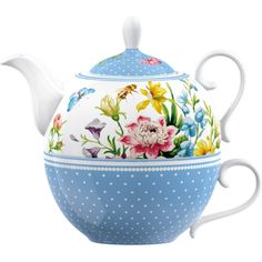 English Teapots And Cups