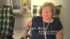 Katrhina Richer Müller Klézli János-díj a Szekszárdi Németségért Jewelry, Fashion, Moda, Jewlery, Jewerly, Fashion Styles, Schmuck, Jewels, Jewelery