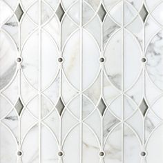 "Valencia Lucido Glass and Stone Water Jet Mosaic  13"" X 15"" X 3/8"" (1.35 SF) interlocking sheets (216 sf in stock)"