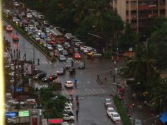 mumbai - famous for traffic