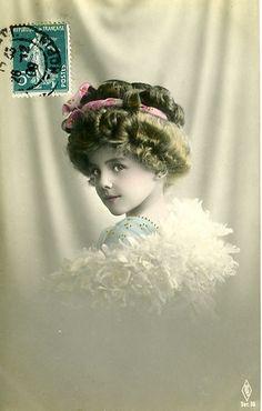 Vintage Girl....Grete