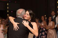 Father and daughter dance on a wedding day. Wedding photographs, wedding photos, capturing emotion. Weddings in Ireland, Bride, Tara Donoghue Photography.