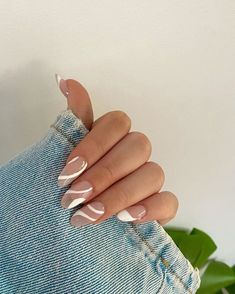 Nagellack Design, Nagellack Trends, Simple Acrylic Nails, Best Acrylic Nails, Summer Acrylic Nails, Aycrlic Nails, Swag Nails, Grunge Nails, Nail Manicure
