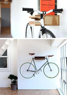 tokyo crochet en bois pour le rangement de v lo support v lo bike accessoires. Black Bedroom Furniture Sets. Home Design Ideas