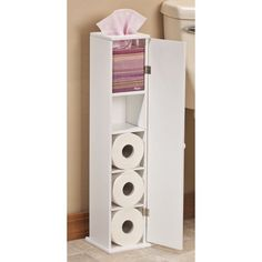 Toilet Tissue Tower