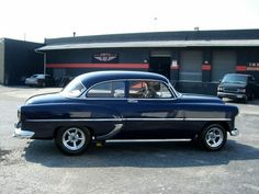 1953 CHEVY 210 - OLDS MOTOR