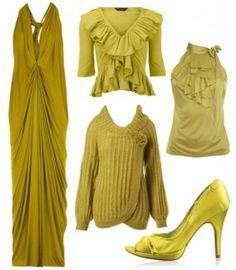 Farb-und Stilberatung mit www.farben-reich.com - Chartreuse