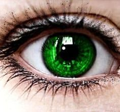 During the Dark Ages, if you had green eyes you were thought to be a witch. Most often times put to death just for this. The belief was partly due to the fact that this is the eye color of cat's who were involved with witches.