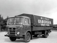 Gräf & Stift L200 4×2 Pritschenwagen '1957–59